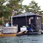 Bastuflotte med Upplev