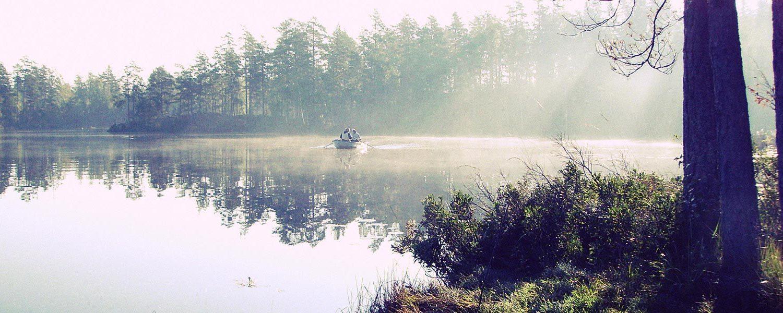 Fisketur med Upplev