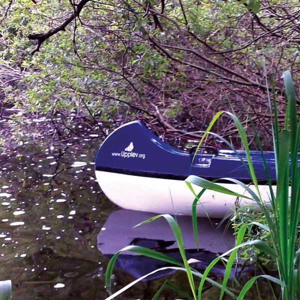 Upplevs kanoter